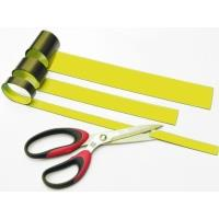 Magnetický pásek 30x600mm, žlutý