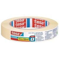 Maskovací páska STANDARD TESA smetanová 50m x 19mm