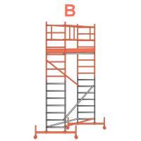 Modulové hliníkové lešení FAVORIT 44501, modul B