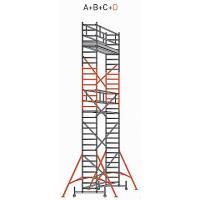 Modulové hliníkové lešení FAVORIT, modul A+B+C+D