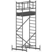 Modulové hliníkové lešení FAVORIT modul A+B