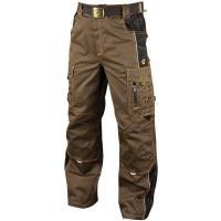 Montérkové kalhoty do pasu VISION tarmac, vel. 54