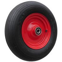 Nafukovací kolo s kovovým diskem