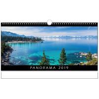 Nástěnný kalendář - Panorama 2018