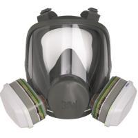 Ochranná celoobličejová maska 3M 6800 velikost M