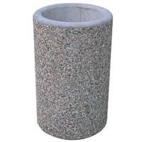 Odpadkový koš betonový Maxi