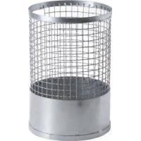 Odpadkový koš drátěný kulatý 70 l