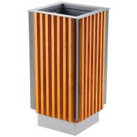 Odpadkový koš dřevěný 65 l