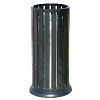 Odpadkový koš kovový 60l