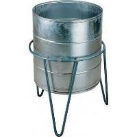 Odpadkový koš kovový 70l