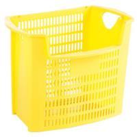 Odpadkový koš na tříděný odpad 32l žlutý
