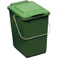 Odpadkový koš na tříděný odpad KSB 10 - Kliko zelený