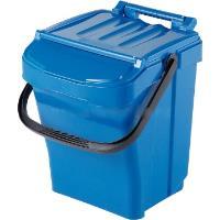 Odpadkový koš Urba plus 40l modrý