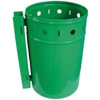 Odpadkový koš závěsný 20l zelený