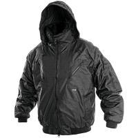 Pánská zimní bunda PILOT černá, vel. XXXL