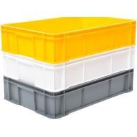 Plastová pekařská přepravka na lahůdky NLU