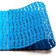 Plastová rohož Soft step protiskuzlová, 600x900 mm tmavě modrá