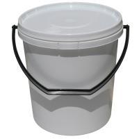 Plastový kbelík s víkem a držadlem 10 l
