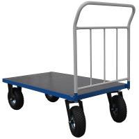 Plošinový vozík A s koly pro nerovné povrchy, typ 52711.05