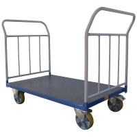 Plošinový vozík B s koly pro lité podlahy, typ 52711.04