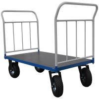 Plošinový vozík B s koly pro nerovné povrchy, typ 52812.06