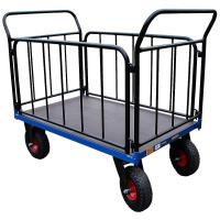 Plošinový vozík C s koly pro nerovné povrchy, typ 52711.42