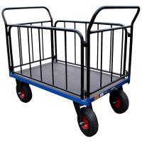 Plošinový vozík C s koly pro nerovné povrchy, typ 52812.42