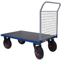 Plošinový vozík G s koly pro nerovné povrchy, typ 52813.25
