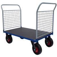 Plošinový vozík H s nepropíchnutelnými koly, typ 52812.28
