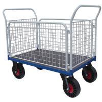 Plošinový vozík I s nepropíchnutelnými koly, typ 52812.63