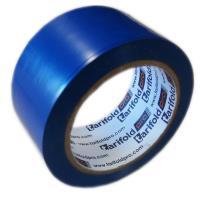 Podlahová označovací páska modrá