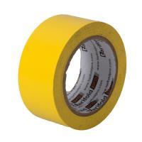 Podlahová označovací páska žlutá