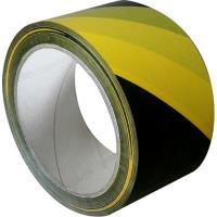 Podlahová označovací páska žluto-černá