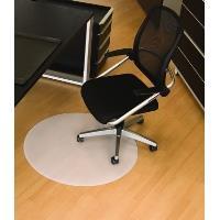 Podložka pod židli BSM R průměr 60cm na podlahu