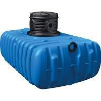 Podzemní nádrž na dešťovou vodu FLAT S 1500l