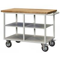 Pojízdný pracovní stůl, ponk U1
