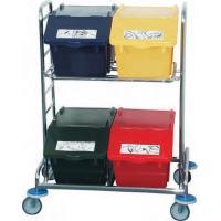 Pojízdný vozík JAMBO pro nádoby na tříděný odpad