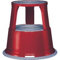 Posuvné stupátko WEDO kovové červené