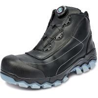 Pracovní kotníková obuv Cerva PANDA No. SIX QLS MF S3 SRC, vel. 45