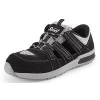 Pracovní obuv SAFETY STEEL JOGGER II S1, černo-šedá, vel. 36