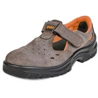 a52a32aa052 Pracovni obuv damska s kovovou spickou