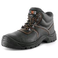 Pracovní obuv zimní kotníková STONE APATIT WINTER S2 černá, vel. 43