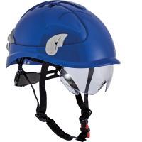Pracovní ochranná přilba ALPINWORKER modrá