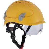Pracovní ochranná přilba ALPINWORKER žlutá
