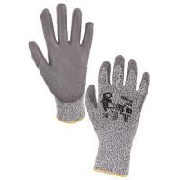 Pracovní rukavice povrstvené CITA vel. 7
