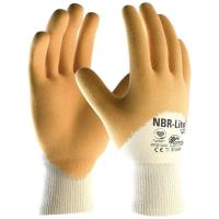 Pracovní rukavice povrstvené NBR-LITE 34-985, vel. 10