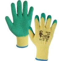 Pracovní rukavice povrstvené ROXY vel.11