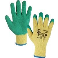 Pracovní rukavice povrstvené ROXY vel.7