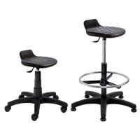 Pracovní židle ALBA PILOT / varianta:kluzáky