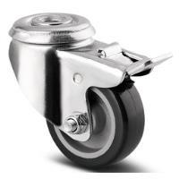 Přístrojové kolečko otočné TENTE AGILA 50mm s brzdou, nosnost 40 kg